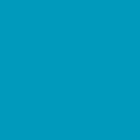 Inspiratie kleurencombinatie deco cyaanblauw