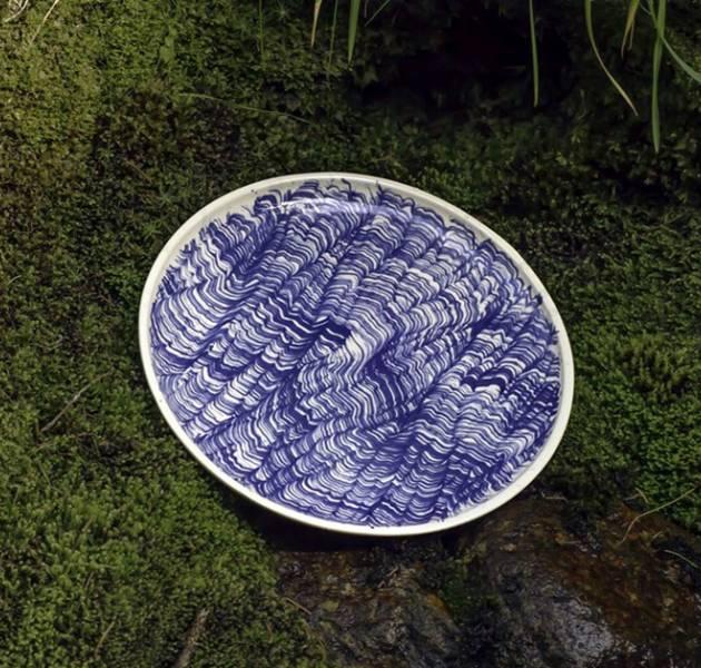 Céramique : Burning for - design Baptiste Vandaele - Denisa Dimitri