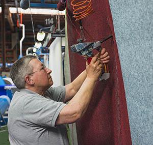 Voetafdruk balsan ecologisch verantwoord ontwerp producten gerecyclede garens