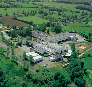 Erfgoed balsan huidige fabriek neuvy